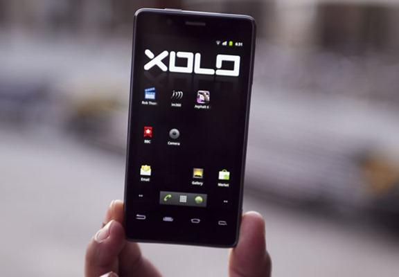 Завтра начнутся продажи смартфона Lava Xolo X900 -первый с мобильным процессором Atom