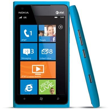 Nokia выпустила обновление для Lumia 900, которое устраняет проблему с мобильным интернетом