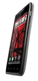 Анонс европеской версии Motorola RAZR Maxx