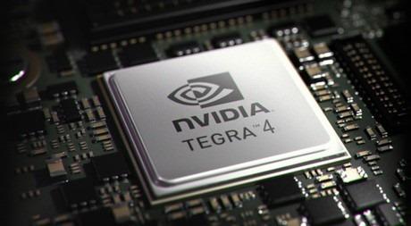 Четыреъхядерный чип NVIDIA Tegra 4