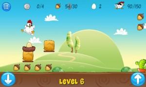 Игра Ninja Chicken для платформы Android