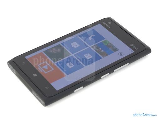 Обзор смартфона Nokia Lumia 900 для оператора AT&T