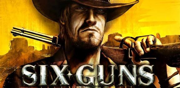 Six-Guns - игра для смартфонов и планшетов с операционной системой Android