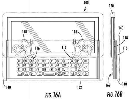 Sony multiple keypads