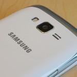 AT&T Samsung Focus 2 Back