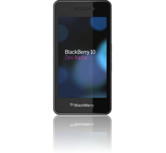 BlackBerry 10 Device For Developers