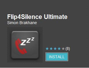 Flip4Silence Ultimate App