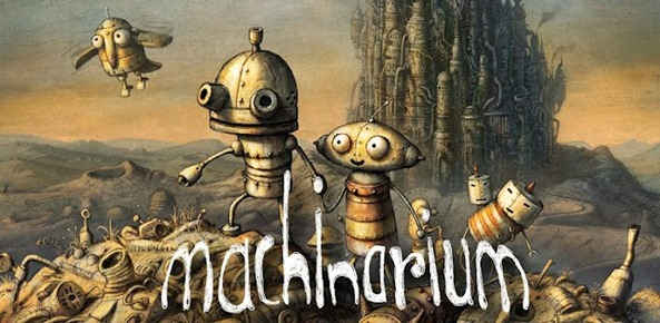 Machinarium для платформы Android