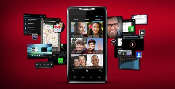 Motorola Android 4.0