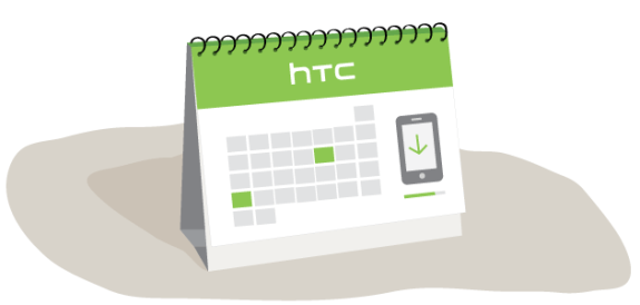 Official HTC Android 4.0 handset update list