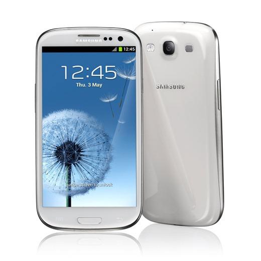 Совершенно новый смарфтон с Android - Samsung Galaxy S III