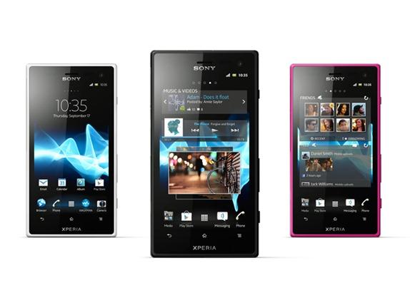 Sony Xperia acro S 4