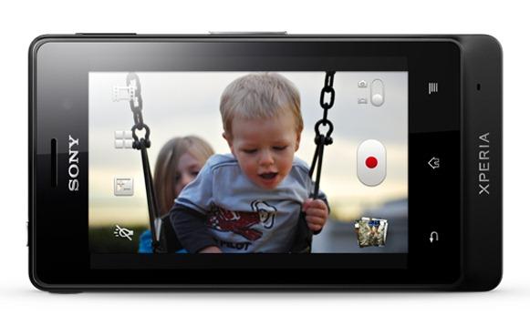 Sony Xperia advance 3