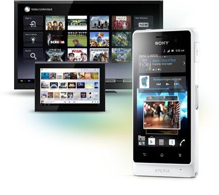 Sony Xperia advance 5