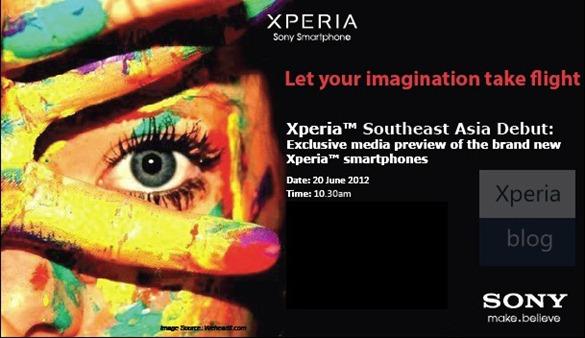 New Xperia phones