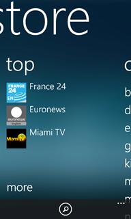 Обновление для приложения SPB TV для мобильной операционной системы Windows Phone