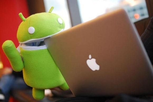 Google Android vs Apple