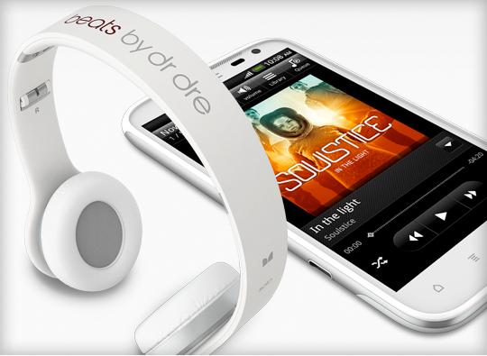 HTC Sensation XL and Beats HeadPhones