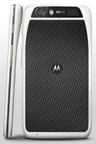 Motorola Atrix HD Back