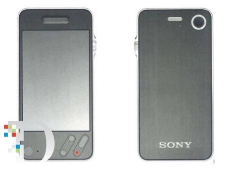 Sony style iPhone
