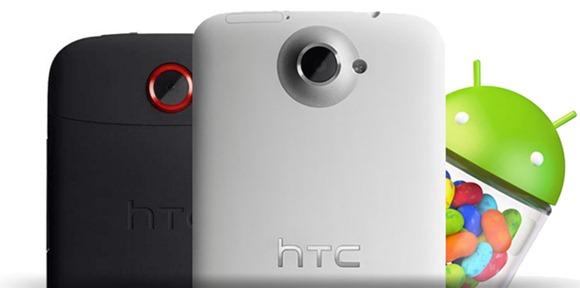 Серия HTC One получит обновление до Android 4.1 Jelly Bean
